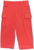 Kickee Pants Cargo Pants (Baby) - Poppy-6-12 Months