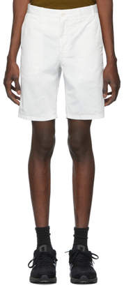 Norse Projects White Aros Shorts
