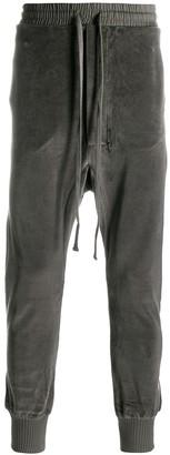 Thom Krom High Waisted Track Pants