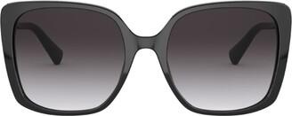 Bvlgari Square Sunglasses