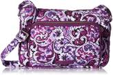 Vera Bradley Iconic Rfid Little Hipster-Signature