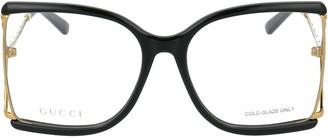 Gucci Combination Rim Glasses