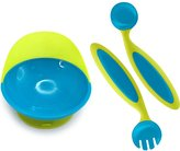 Boon Catch Bowl and Benders, Blue/Green
