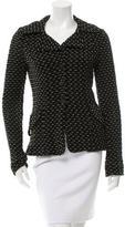 Anna Sui Patterned Notch-Lapel Jacket