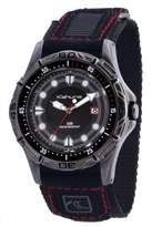 Kahuna Men's Watch K5V-0002G with Black Rip Strap