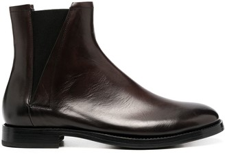 Silvano Sassetti Low-Top Ankle Boots
