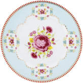Pip Studio Floral Side Plate - Blue