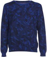 Z Zegna Z-zegna Printed Sweater