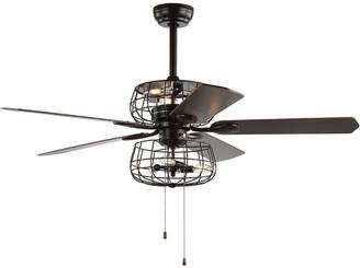 Safavieh Erving Ceiling Light Fan