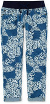 Arizona Knit-Waist Cropped Jeans - Girls 7-16 andPlus