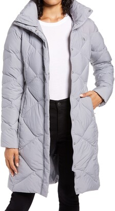 The North Face Miss Metro II Hooded Water Resistant Down Parka