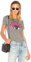 Kenzo Eye Classic T-Shirt in Gray