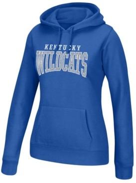Top of the World Women's Kentucky Wildcats Essential Fleece Hooded Sweatshirt