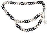 Chanel Multi-Strand Curb Chain Belt