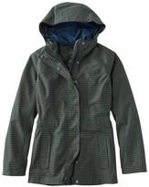 L.L. Bean Women's H2Off Rain Mesh-Lined Jacket, Print