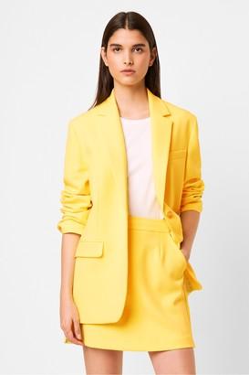 French Connection Adisa Sundae Neon Boyfriend Jacket