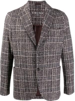 1901 Circolo fitted single-breasted blazer