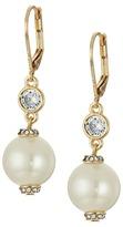 Kate Spade Pearls of Wisdom Leverback Earrings Earring