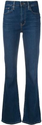 Levi's High Rise Slim Fit Jeans