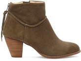 Sole Society Bixel heeled ankle bootie