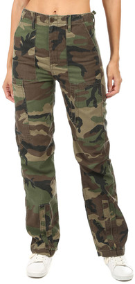 RE/DONE High Waisted Cargo Pant