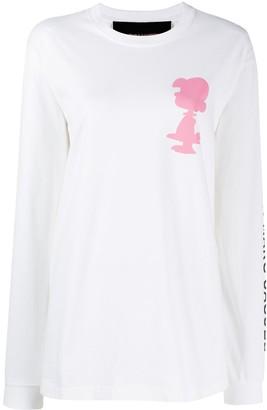 Marc Jacobs x Peanuts Lucy print sweatshirt