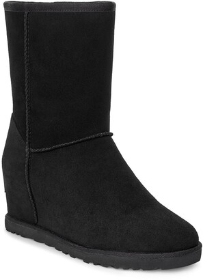 UGG Classic Femme Wedge Bootie