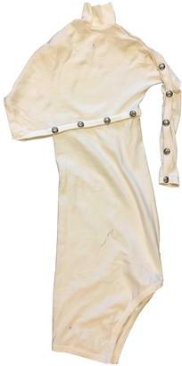 Ann Sofie Back Ann-sofie Back White Cotton Dresses