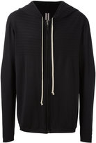 Rick Owens 'Maglia' hoodie - men - Virgin Wool - S