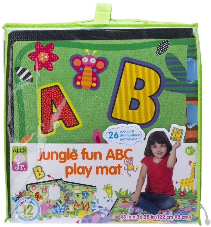 Alex Jungle Fun Abc Play Mat