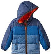 Osh Kosh Toddler Boy Heavyweight Colorblock Striped Jacket