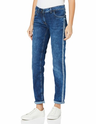 Cecil Women's 372789 Charlize Slim Fit Jeans