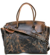 Giorgio Brato stud-embellished tote - women - Leather - One Size