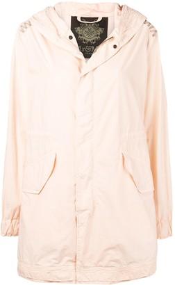 Mr & Mrs Italy Hooded Parka Coat