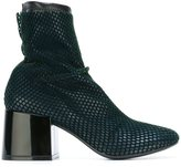 MM6 MAISON MARGIELA mesh ankle boots
