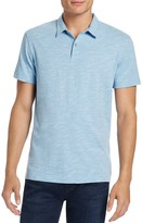 Theory Bron Ocean Slub Slim Fit Polo Shirt - 100% Exclusive
