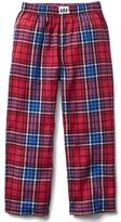 Gap Plaid flannel PJ pants