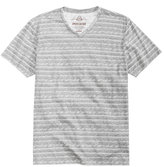 American Rag Men's V-Neck Textured Striped T-Shirt, Created for Macy's