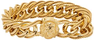 Emanuele Bicocchi Gold Plated Chain Bracelet