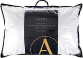 A by Amara - European Duck Down Surround Pillow - Medium/Firm