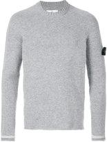 Stone Island long-sleeve pullover - men - Wool/Polyamide - S