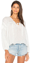Ulla Johnson Fabienne Blouse in White. - size 0 (also in 2,4)