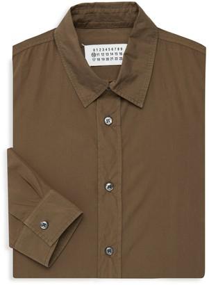 Maison Margiela Classic Cotton Dress Shirt