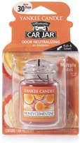 Yankee Candle Car Jar Honey Clementine Air Freshener