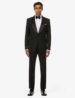 Tom Ford Atticus-fit stretch-wool tuxedo suit