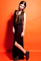 LnA Jackie Dress in Black