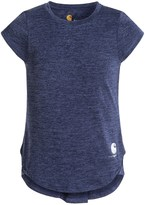 Carhartt Force Technology T-Shirt - Short Sleeve (For Big Girls)