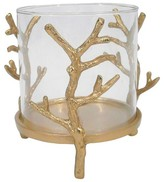 Threshold Gold Branch Small Candle Holder