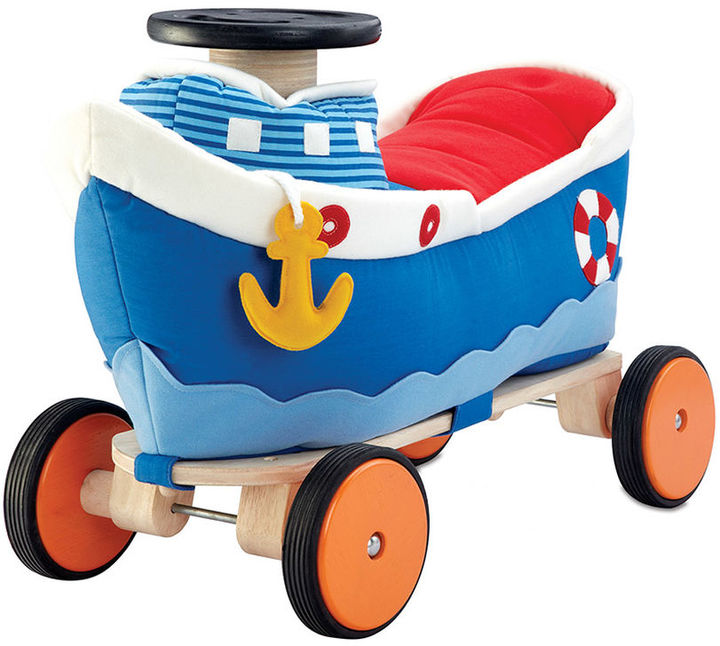 giggle Better Basics Ride-On Boat