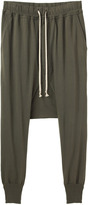 Rick Owens D RK SH D W by drawstring pants